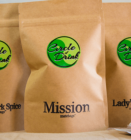 Classic Yerba Mate Bags Combo - Try all three flavors