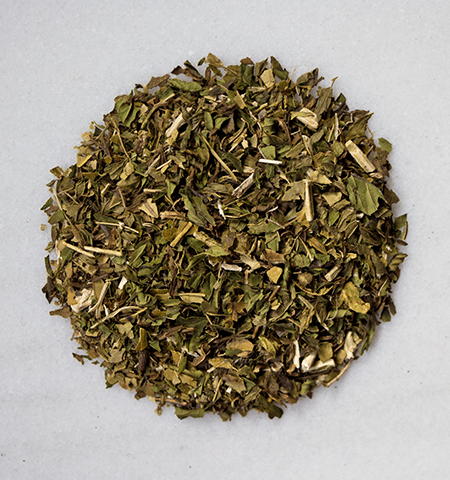 Lady's Breath Organic Mint Yerba Mate Tea by ©Circle of Drink